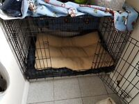 Deluxe Xl Dog Crate