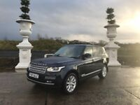 2013 RANGE ROVER 4.4 SDV8 VOGUE 5DR AUTO Drive away from £595.00 Month