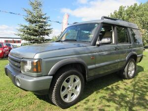 2004 Land Rover Discovery II HSE