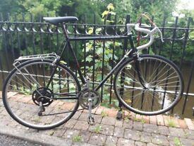 10 speed Classic Raleigh Road bike