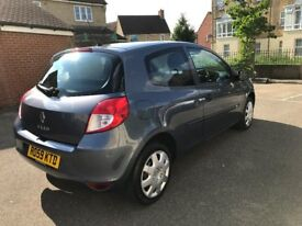 Renault Clio 1.2 Extreme 2009 Excellent condition. Well looked after. 48,000 Miles