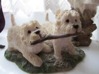FETCH 2 WESTIES BY THE LEONARDO COLLECTION