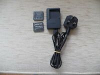 Panasonic Lumix DE-A92A mains battery charger