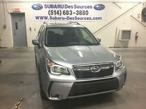 2014 Subaru Forester NEW PRICE/2.0XT Limited Cuir/GPS/Eyesight &