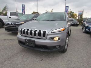 2016 Jeep Cherokee North | 4X4 | ONE OWNER | BLUETOOTH London Ontario image 3