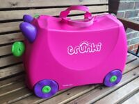 Girls (or boys) Pink Trunkie
