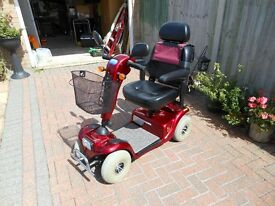 Wheeltech Mercury M46 Mobilty Scooter