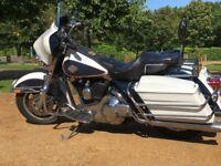 Harley Davidson Electra Glide FLHS