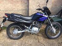 Honda XR 125 amazing condition