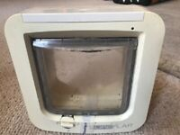 Cat flap - used