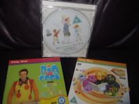 Assorted Childrens DVDs