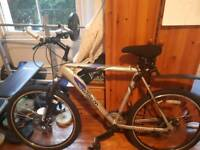 Excellent condition new bike