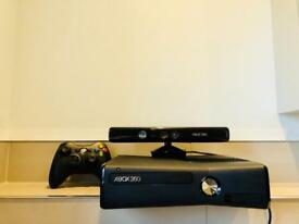 Kinect Bundled with Slim 4gb xBox360