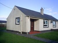 1 bedroom bungalow Newcastleton scottish borders. New heating getting put in soon