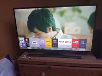 "Samsung Smart UHD 4k TV 40"" ue40ju6400"
