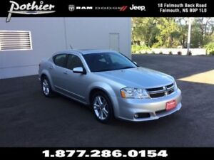 2012 Dodge Avenger SXT | CLOTH | SUNROOF | HEATED SEATS |