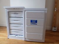 Integrated Indesit Freezer - Works Perfectly