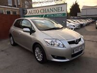 Toyota Auris 1.6 TR Multimode 5dr£2,985 p/x welcome FREE WARRANTY. NEW MOT