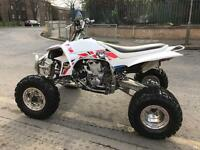 Yamaha Yfz450 2009 quad bike