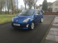 "2008 (58) RENAULT TWINGO GT TCE 1.2 PETROL 3DR ""EXTREMELY LOW MILEAGE + LOOKS AND DRIVES SUPERB"""