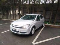 Vauxhall Astra mk5 1.6 spares or repair