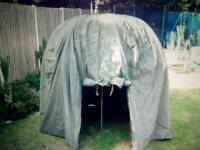 VINTAGE BROLLY CAMP
