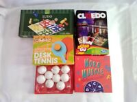 Bundle of Board Games - Used once only - VGC-offers are welcome!