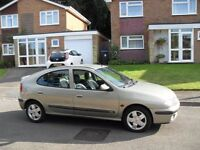 MUST GO JUST REDUCED RENAULT MEGANE FIDJ DIESEL LOVELY CAR AND ITS MOTED ETC