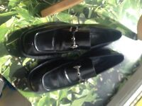 Gucci new loafers with box