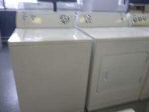 103- Laveuse Sécheuse  INGLIS  TOPLOAD Washer and Dryer