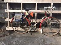 Raleigh Medale Vintage Bike