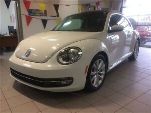 2014 Volkswagen Beetle 1,8 TSI TURBO CUIR TOIT PANO - BLUETOOTH