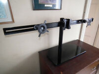 Triple monitor disply stand - Ergotron