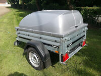 Brenderup 1150 camping trailer