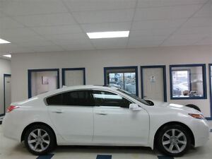 2013 Acura TL PREMIUM PACKAGE BLANC PERLE CUIR TOIT OUVRANT 8770