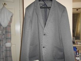 MENS KHAKI JACKET FROM NEW LOOK **REDUCED PRICE**