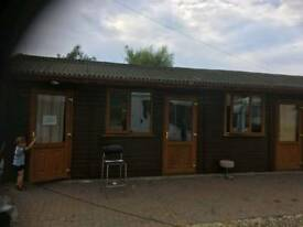 1 bed part furnished lodge available for long term rent isleham