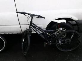 "Boys 24"" muddy fox Neptune recoil bmx/mountain bike"