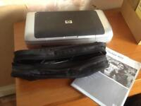 HP Deskjet 460 Compact Printer