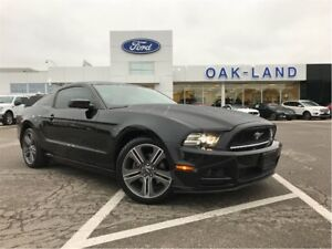 2014 Ford Mustang V6 Premium,Leather!!