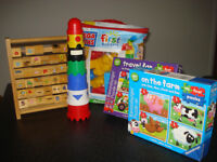 Selection of toys for 18 months +