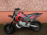 Kids 49cc motorbike