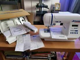Brittania Instyle 200 Sewing Machine & Embroidery Module