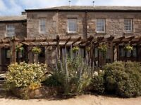 8 berth cottage at Tregenna Castle, St Ives, Cornwall: 1 week from 21 July 2018: £995