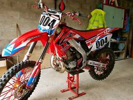 2003 honda cr250