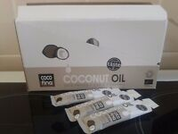 Cocofina Coconut Oil Sachets 10ml x 36