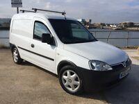 Vauxhall Combo Van 1.3cdti Recent Clutch Flywheel Timing Chain and More