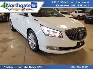 2016 Buick LaCrosse Leather Heated Seats Finance Available