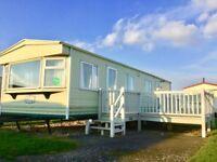 Low priced Static Caravan For Sale Skegness nr Ingoldmells Chapel - North Shore SITE FEES INCLUDED