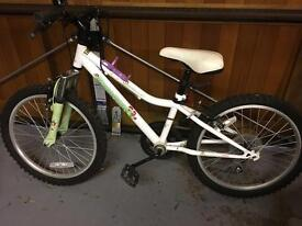 2 identical Kids bikes with gears